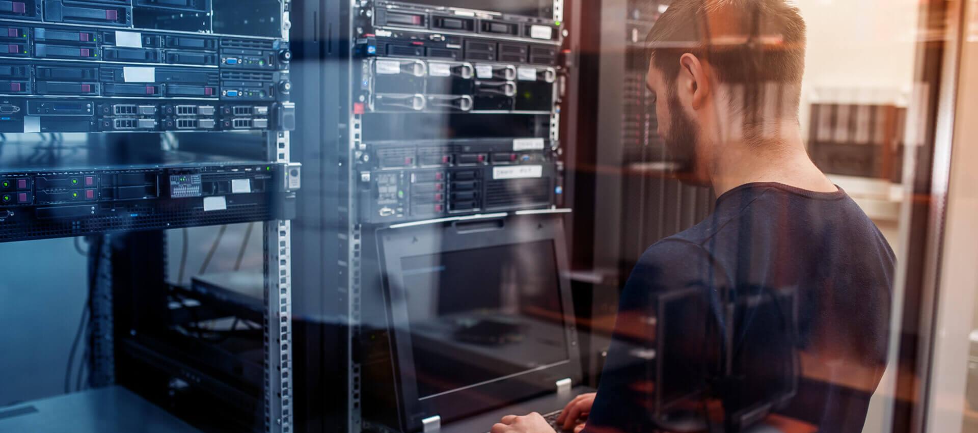 Team4IT IT-Lösungen Server-Virtualisierung