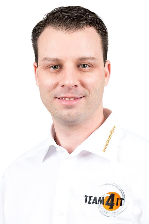 Team4IT Daniel Diemer Geschäftsleitung
