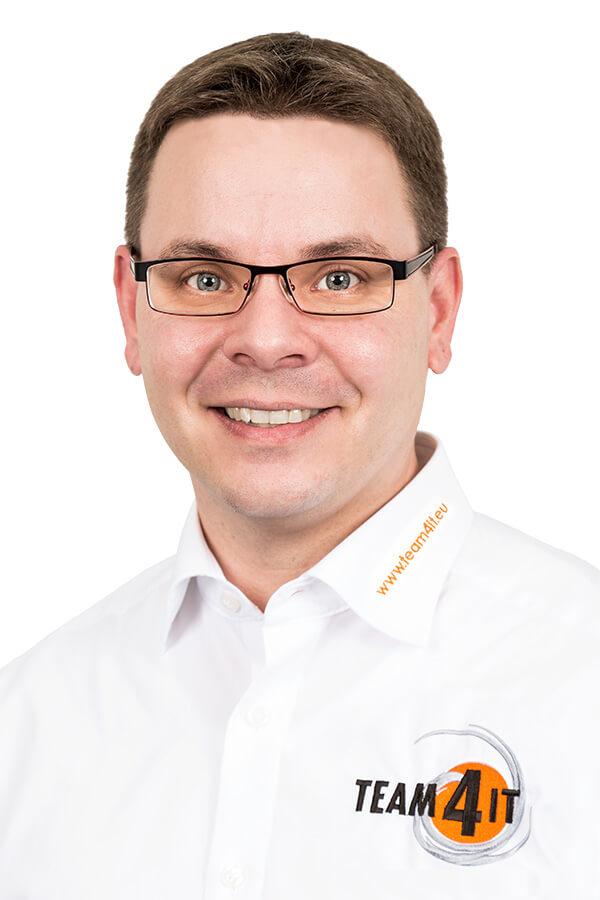 Team4IT Steffen Diemer Assistenz der Geschäftsführung