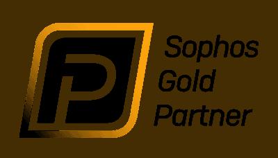Team4IT IT-Systemhaus - IT-Partner SOPHOS Gold Partner Logo